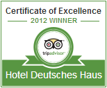 Read more about Hotel Deutsches Haus on Tripadvisor